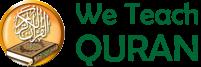 We Teach Quran